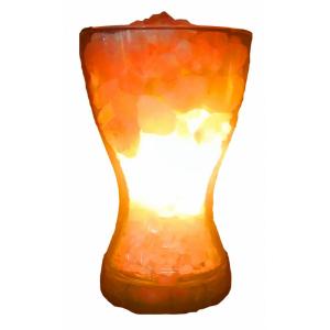 Лампа соляная стеклянная 30-40 см