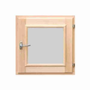 Окно для бани 400*400 мм