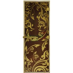 """Дверь бронза """"Золотая венеция"""" 1900*700*8 мм"""